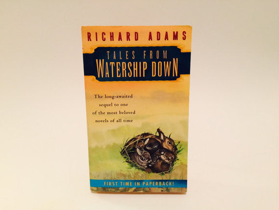 Tales from Watership Down by Richard Adams 1998 Paperback - LaCreeperie