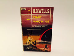 The Time Machine by H. G. Wells 1957 Paperback - LaCreeperie
