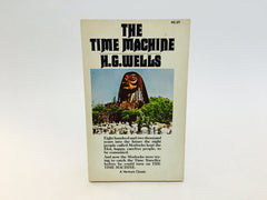 The Time Machine by H. G. Wells 1980 Movie Tie In Edition Paperback - LaCreeperie