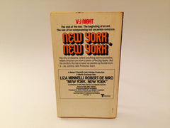 New York, New York by Earl Mac Rauch 1977 Movie Tie-In Edition Paperback - LaCreeperie