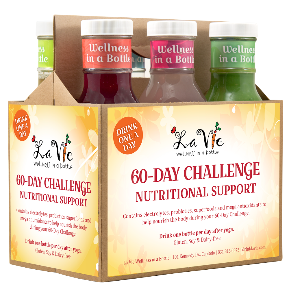 60 Day Challenge Weekly Wellness Box