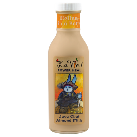 Almond Milk - Java Chai