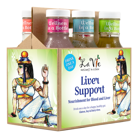Liver Support Wellness Box