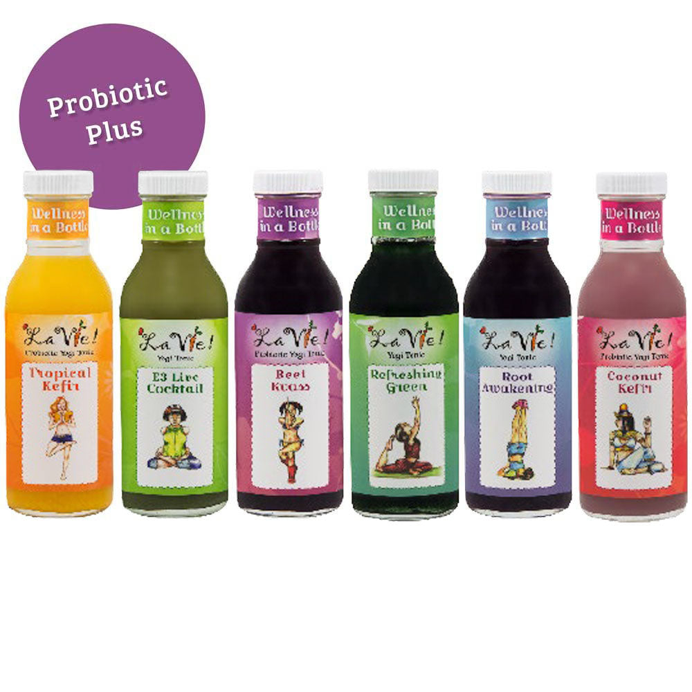 3-Day Probiotic Juice Cleanse (18 Bottles)