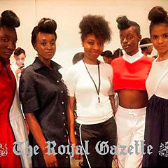 NYFW Harlem's Fashion Row 2015 | The Royal Gazette | M-SEW UK women's clothing