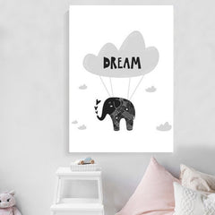 """FROM THE LITTLE ELEPHANT DREAM"""