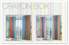 CRAYON BOX IN MARIONETTE