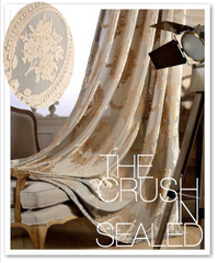 THE CRUSH IN SEALED