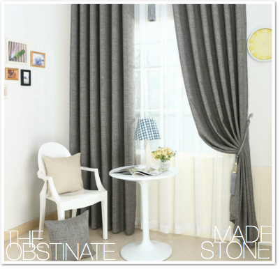 THE OBSTINATE MADE STONE