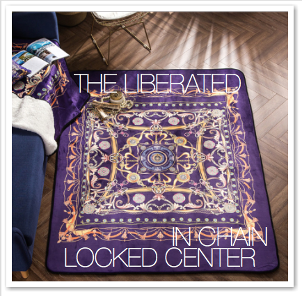 THE LIBERATED IN CHAIN LOCKED CENTER