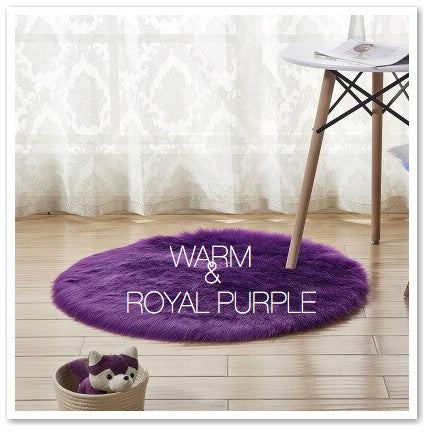 WARM & ROYAL PURPLE