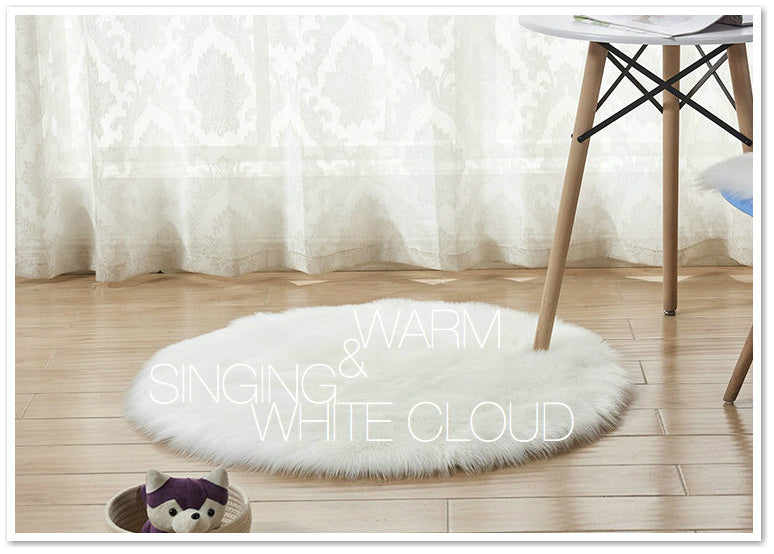 WARM & SINGING WHITE CLOUD