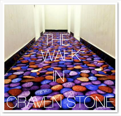 THE WALK IN CRAVEN STONE