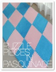 PUZZLE PIECES IN PASQUINADE