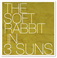 THE SOFT RABBIT IN 3 SUNS
