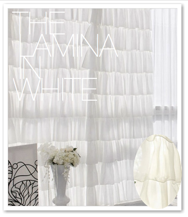 THE LAMINA IN WHITE
