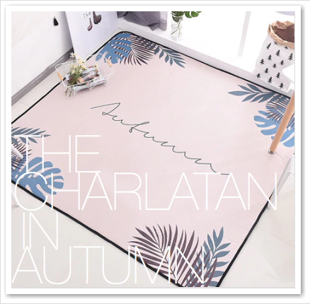 THE CHARLATAN IN AUTUMN