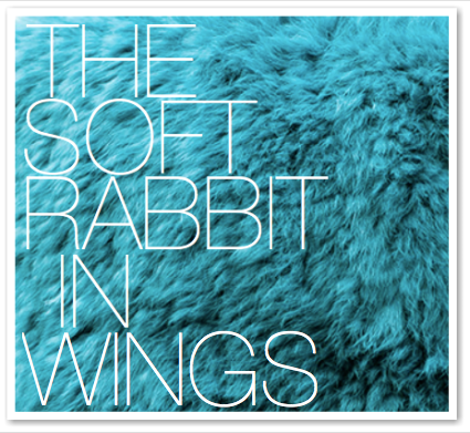THE SOFT RABBIT IN WINGS