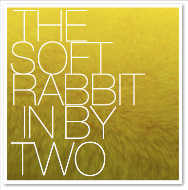 THE SOFT RABBIT IN BY TWO