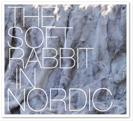 THE SOFT RABBIT IN NORDIC