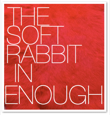 THE SOFT RABBIT IN ENOUGH