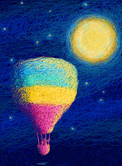 """SLEEPING BALLOON"""
