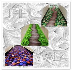 THE WALK IN NEW DAISY