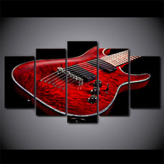 """THE RED RIVER GUITAR"""