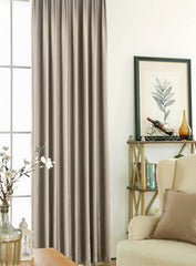SIMPLY SATIN IN TRANQUIL TAUPE