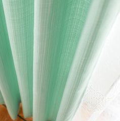 CLEAN LINEN IN EMERALD