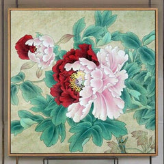 """PINK RED PEONY EARLY BIRD PLEDGE"""