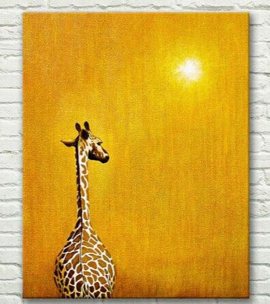 """NEW FRIDAY GIRAFFE"""