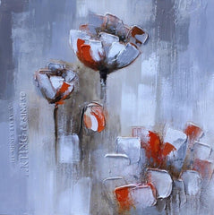 """FINDING THE RED WINTER ANEMONE"""