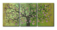 """MOSAIC OF A TREE IN LIME"""