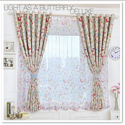 LIGHT AS A BUTTERFLY DELUXE