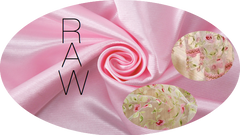 PINK ROSE HOME: RAW