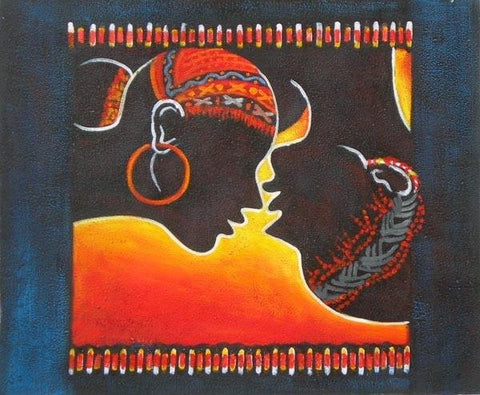 """THE AFRICAN MAN & WOMAN"""