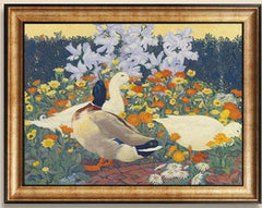 """DUCKS AND GOOSE: SUNNY AFTERNOONS"""