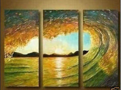 """THE TIDAL WAVE"""