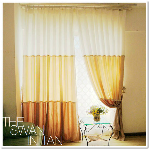 THE SWAN IN TAN