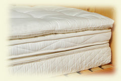 Mattress Topper, Eco-Wool