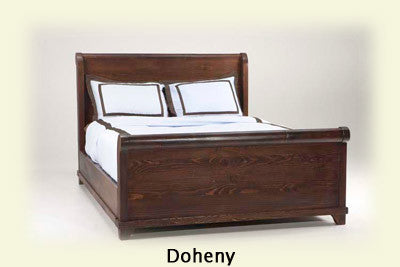 "Bed Frame, Urban Woods, ""Doheny"""