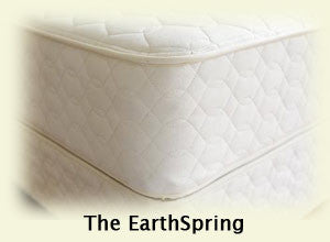 Mattress, Organic Innerspring by Savvy Rest
