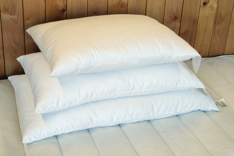 Pillow, Eco Wool, Choice of Sizes