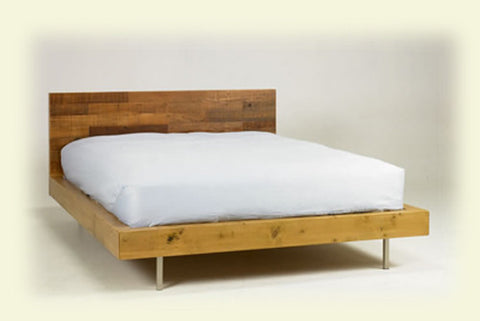 "Bed Frame, Urban Woods, ""Wilcox"""