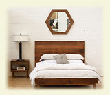 "Bed Frame, Urban Woods, ""Wilshire"""