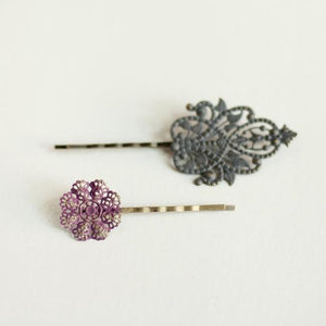Opposites Attract Bobby Pins