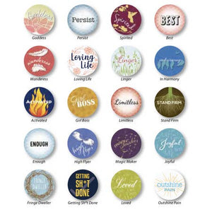 Powerful Women Pins