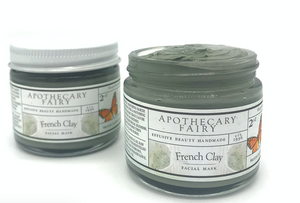 French Clay Facial Mask 1 oz