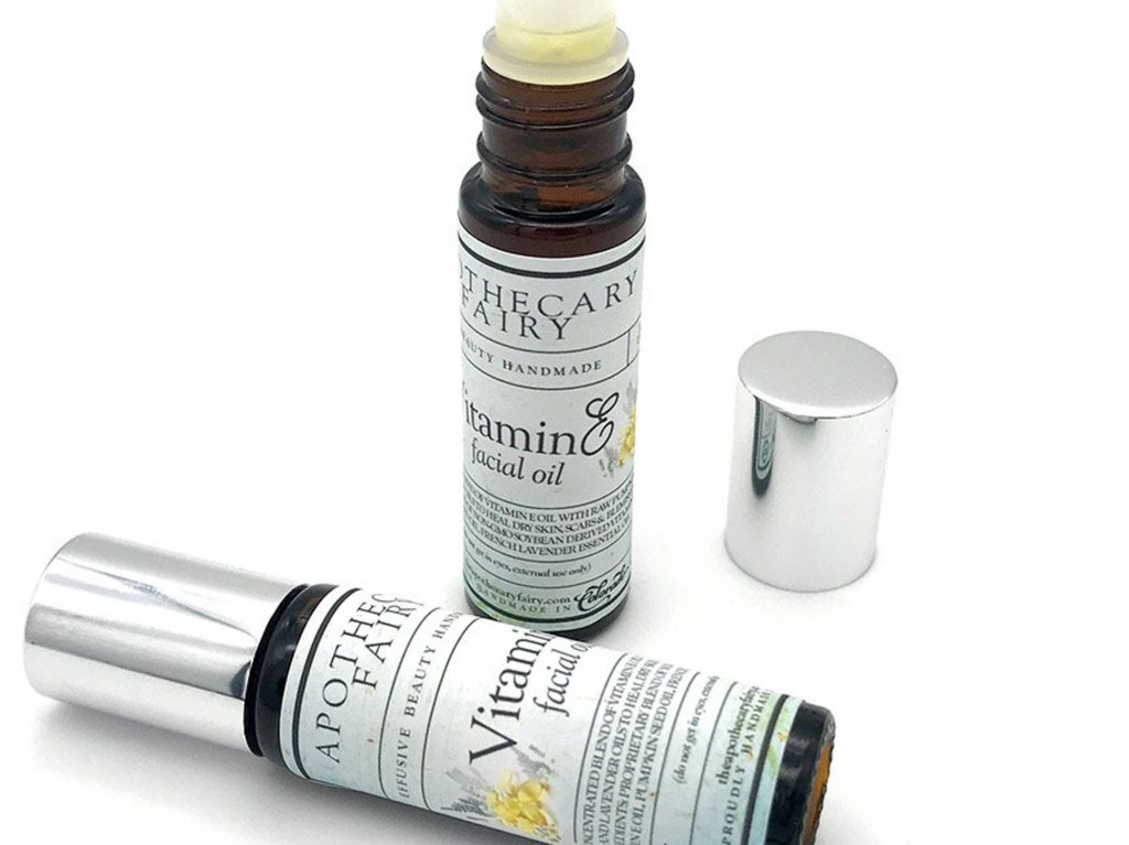 Vitamin E Facial Oil 1/3 oz rollerball
